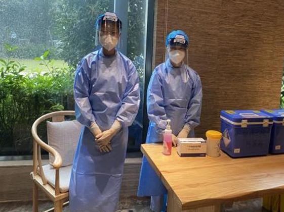 市二院圆满完成太湖世界文化论坛第六届年会疫情防控及医疗保障工作