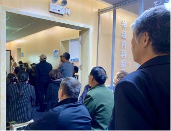 【健康宣教 一直在行动】 蚌埠二院神经内科开展脑卒中患者健康教育活动