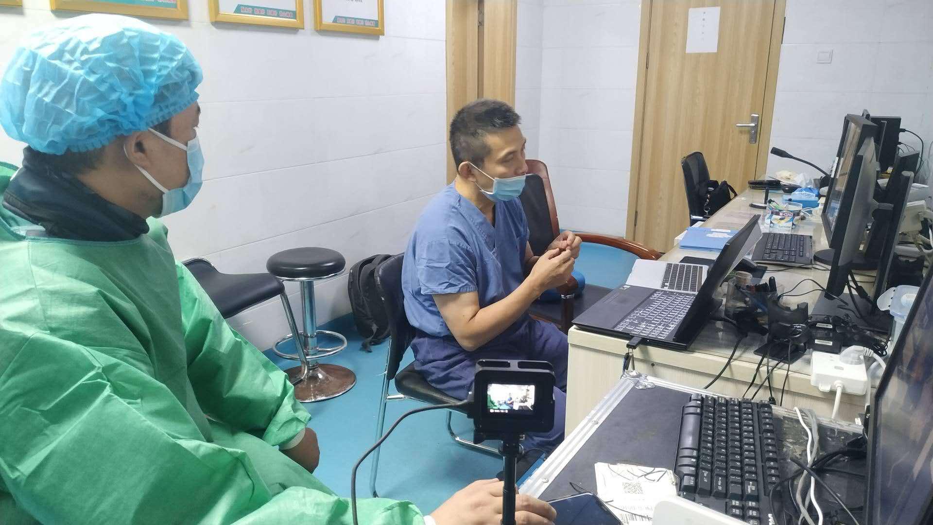 """心中有""""术""""  治学传道 ——蚌埠二院心内科电生理团队全国直播首秀告捷"""