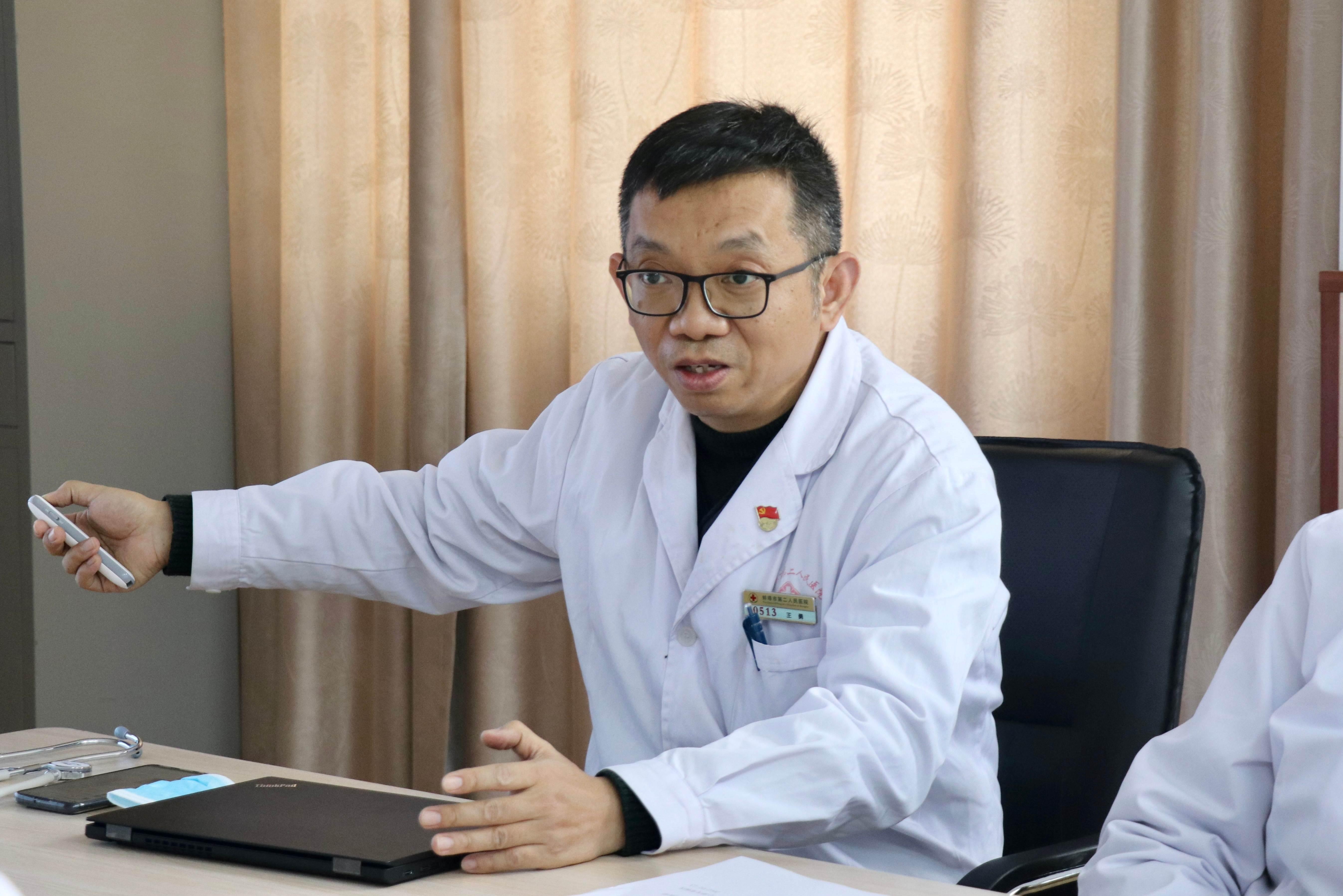 我为群众办实事 蚌埠二院心律失常病区王勇入选2021年度蚌埠市健康素养巡讲专家